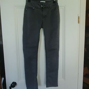 Rider Mid Rise Skinny Jeans